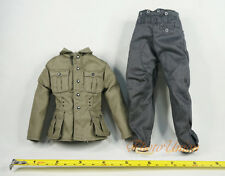 Dragon 1:6 Action Figure WW2 German M40 Field Blouse Trousers Uniform 70476 BC