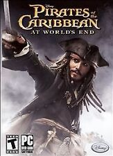 Pirates of the Caribbean: At World's End (PC, 2007) NEW!!!!!!!!!!