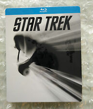 Star Trek Japanese Blu Ray Steelbook Exclusive Rare Limited Edition Japan - New