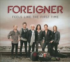 Feels Like the First Time [Digipak] by Foreigner (CD DVD 2011, 3 Discs Incl Free