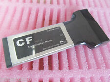 I II Compact Flash CF card to 34mm ExpressCard ExpressUSB Card reader adapter