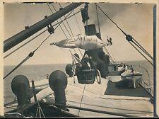 A Bord de l'Atlantique 1903 - Navire Paquebot - bb59