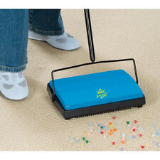 Bissell Sweep Up Carpet Floor Sweeper Rug Cleaning Pet Hair Spills Cordless NEW!