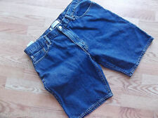Levi 505 Jean shorts  size 38 blue denim jean