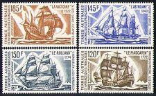 FSAT / TAAF 1973 VELA navi / trasporto / Nautico / barche 4V Set (n29874)
