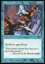MTG WINGED SLIVER EXC - TRAMUTANTE ALA - TE - MAGIC