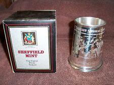 Desert Storm Sheffield Mint Pewter Tankard