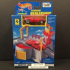 Hot Wheels World Ferrari Dealership 348 Red 5DOT
