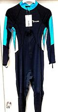 OXA Men's Ultrathin Lycra Full Body Wetsuits Diving Suit - Medium