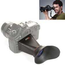 "2.8 X LCD Viewfinder 3"" 40mm for Canon EOS 500D 550D 600D 60D 5D Mark III LVF-32"
