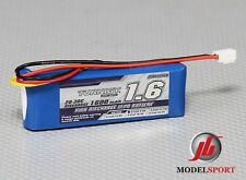 Turnigy 1600mah 2s 7.4v 20-30c BATTERIA LIPO 2 Cella Pack RC auto MINI LOSI