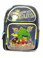 """ANGRY BIRDS 16"""" inches Large Backpack For Kid BRAND NEW Licensed - Spaced Out !"""