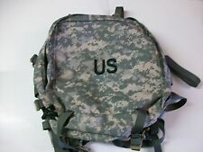 MILITARY ACU SDS CORPSMANS MEDIC MOLLE II BAG W/VEST 4 MEDIC & 2 CANTEEN POUCHES