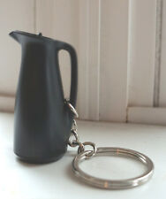 Tupperware Key Chain Black Pitcher Teaz Me Carafe Keychain Collectible New Rare
