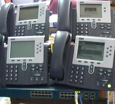 Cisco CP-7960G Unified IP VoIP CP7960G Telephone Phone no stand 1-YR Warranty!!