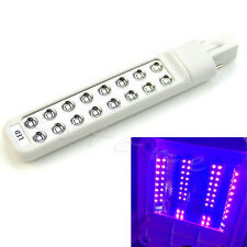 Nail Dryers Tools 9W LED Light Bulb For UV Lamp Art Gel Polish Dryer Tube New