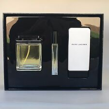 MARC JACOBS CLASSIC PERFUME EDP 100 ML / 3.4 OZ SPRAY 3 PC GIFT SET