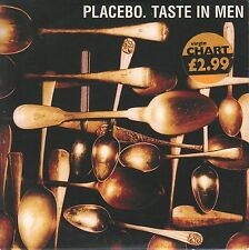 Placebo  CD-SINGLE TASTE IN MEN (c) 2000 CARDSLEEVE