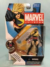 Marvel Universe Ms. Marvel Series 1 022 MOSC