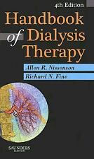 Handbook of Dialysis Therapy, 4e, Fine MD, Richard E., Nissenson MD  FACP, Allen