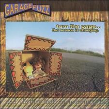 Garage Fuzz Turn the Page CD