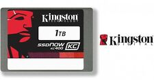 Kingston Technology SSDNow KC400 1TB 1000GB SSD Drive