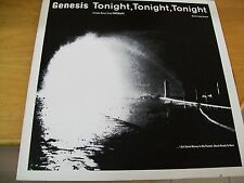 "GENESIS TONIGHT TONIGHT TONIGHT REMIX  12"" MINT--"