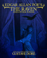 The Raven and Other Poems,Edgar Allen Poe,Excellent Book mon0000065674