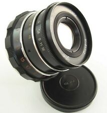 Virtually NEW! INDUSTAR-61 L/D Russian Lens Micro 4/3 MFT Mount Olympus PEN OM-D