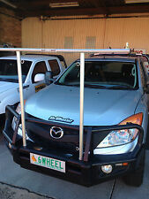 Nice Rack universal front/rear ladder rack, DIY, Bolt on!! Removeable! xtra tall