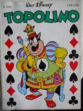 Topolino n°1953 [G.272] - BUONO –