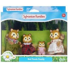 Lesser Panda Family ❤ Sylvanian Families Calico Critters EPOCH Japan