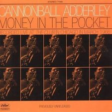 Money in the Pocket by Cannonball Adderley (CD, Aug-2005, Capitol Jazz)