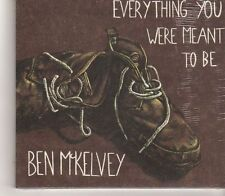(GC204) Ben Mckelvey, Everything You Were Meant To Be - Sealed CD