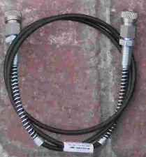 MicroBore Hose with Female Quick Disconnects each end for SCBA, Airgun Paintball