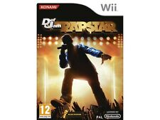 Defjam Rapstar Game Wii Nintendo Microphone Singing Rap RNB Idol UK