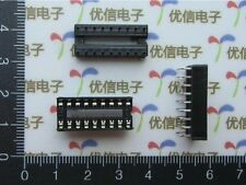 DZ216 10PCS 18 pins DIP IC Sockets Adaptor Solder Type Socket Free ship