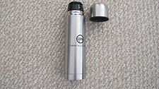 "STAINLESS 14oz THERMOS - FLASK  ""LAS VEGAS  Green Valley ranch"