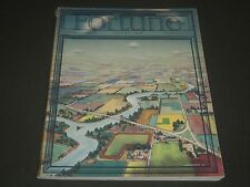 1938 APRIL FORTUNE MAGAZINE - GREAT COVER & ADS - F 89