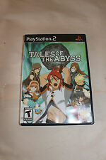 Tales of the Abyss PlayStation 2 Complete