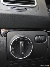 VW New Beetle 9C Cabrio 1Y Scirocco 13 Aluring Alu Lichtschalter R-LINE R SPORT