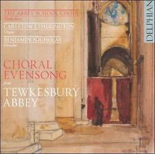 Choral Evensong From Tewkesbury Abbey, New Music