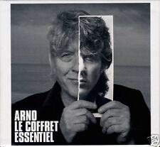 ARNO, LE COFFRET ESSENTIEL 13 CD + 1 DVD (NEW)