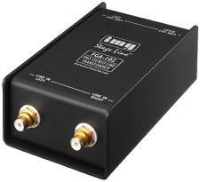 MONACOR fga-102 Professionale Stereo-Line-Trasformatore