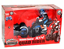 Remote Control RC Quad Bike Motor Mania Brand New RC