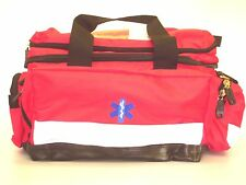 Red EMT Emergency Trauma Paramedic Bag Special Offer for 5 Days