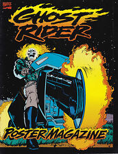 GHOST RIDER POSTER MAGAZINE VF/NM
