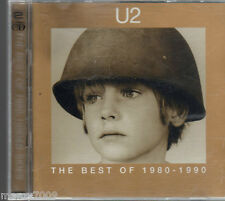 CD= U2 THE BEST OF 1980-1990 & B SIDES  2 CD