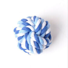 Vogue Pet Nuts For Knot Large Rope Strengthen Teeth Ball Dog CAT Toy oz