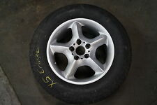 Original BMW x5 e53 Alufelge alurad 17 pouces 7,5x17 1096159 Michelin dot2002 235